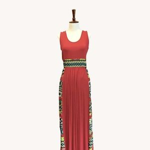 Dresses & Skirts - Open Back Maxi